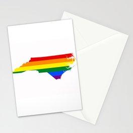 LGBT North Carolina Stationery Cards