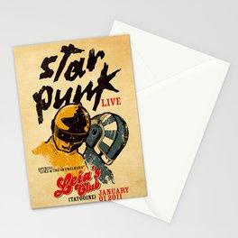 Star Punk Stationery Cards