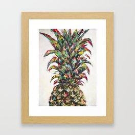 Pineapple no.3 Framed Art Print