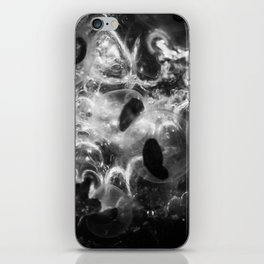 Embryos in Black and White iPhone Skin