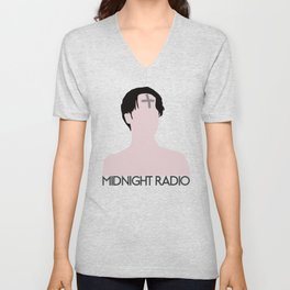Midnight Radio - Movie Unisex V-Neck