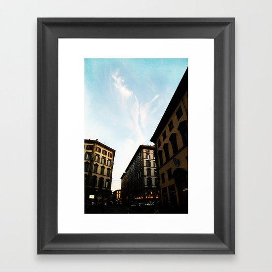 archangel Framed Art Print