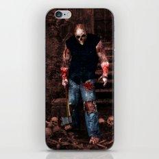 Splatterhouse iPhone & iPod Skin