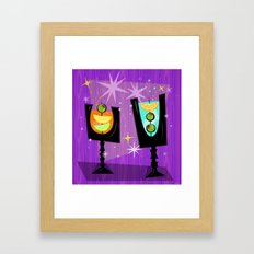 Cocktail Hour Framed Art Print