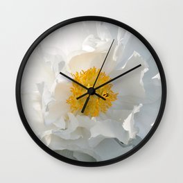 Open Beauty Wall Clock