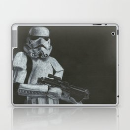 Storm Trooper Laptop & iPad Skin