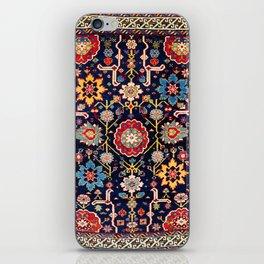 Shirvan Caucasian Afshan Rug iPhone Skin