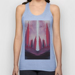 RECHARGED RECIPROCAL Unisex Tank Top