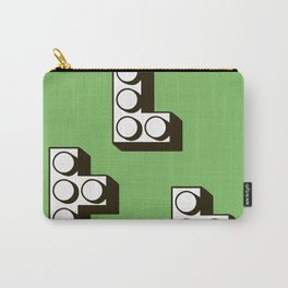 Tetromino Carry-All Pouch
