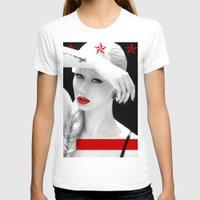 iggy azalea T-shirts featuring Iggy Azalea Bahaus by infinitelydan