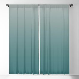 BM Trending Color Beau Green 2054-20 & Color of the Year Metropolitan Gray AF-690 Gradient Ombre Blackout Curtain