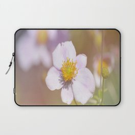 Anemone in the Garden Laptop Sleeve