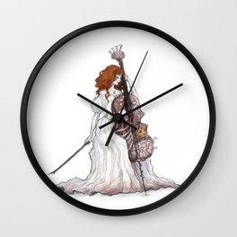 The Cello Wall Clock