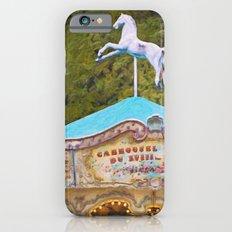 Vintage Paris Carousel iPhone 6s Slim Case