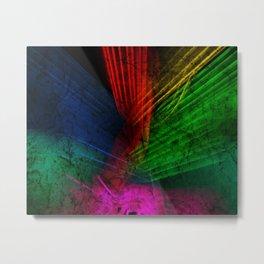 Fidikus abstracta Metal Print