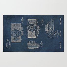 Cazin Camera patent art Rug