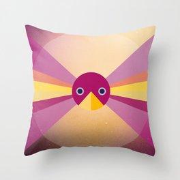 Bird I Throw Pillow