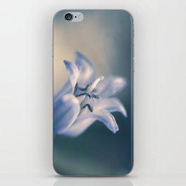 Jacinthe des bois iPhone Skin