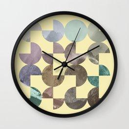 Quarter Quills 4 Wall Clock