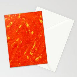 Red Adagio Stationery Cards