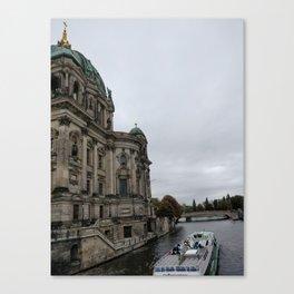 Beautiful Berlin Canvas Print