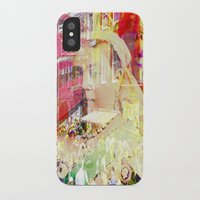 england iPhone & iPod Cases featuring Old England by Joe Ganech