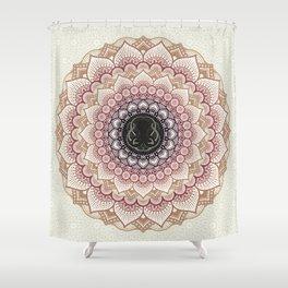 Gatekeeper of the Void Shower Curtain