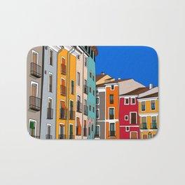 Casas de colores Cuenca. Bath Mat