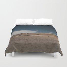 Midnight in the Desert Duvet Cover