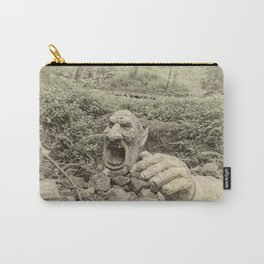 Trample the Troll Carry-All Pouch