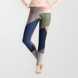 Color Blocking Minimal 1 Leggings