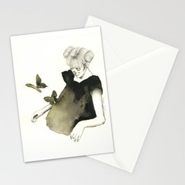 Le Farfalle Nello Stomaco Stationery Cards