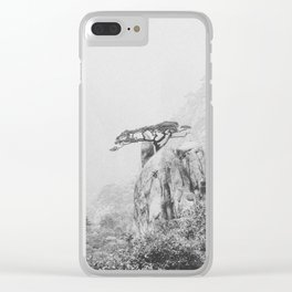 TIANMEN MOUNTAIN / China Clear iPhone Case