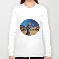 western Long Sleeve T-shirts featuring Western by Cs025
