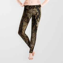 Old English Oak Bark Leggings