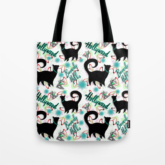 Another Purrrfect Toast! Tote Bag