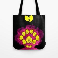 Wu-Tang Purple Haze Tote Bag