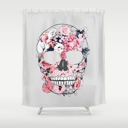Famous When Dead Shower Curtain