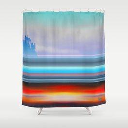 Carmel by Kenny Rego Shower Curtain