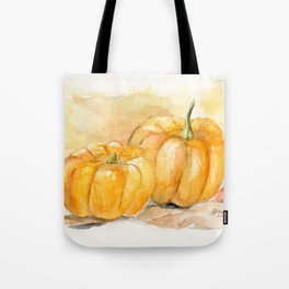 Mini Pumpkins II Tote Bag
