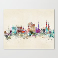 edinburgh scotland Canvas Print