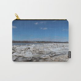 Winter on the Maumee I Carry-All Pouch