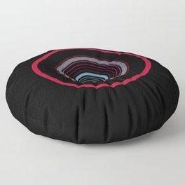 orbital 8 Floor Pillow