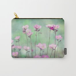 Saxifragia Carry-All Pouch