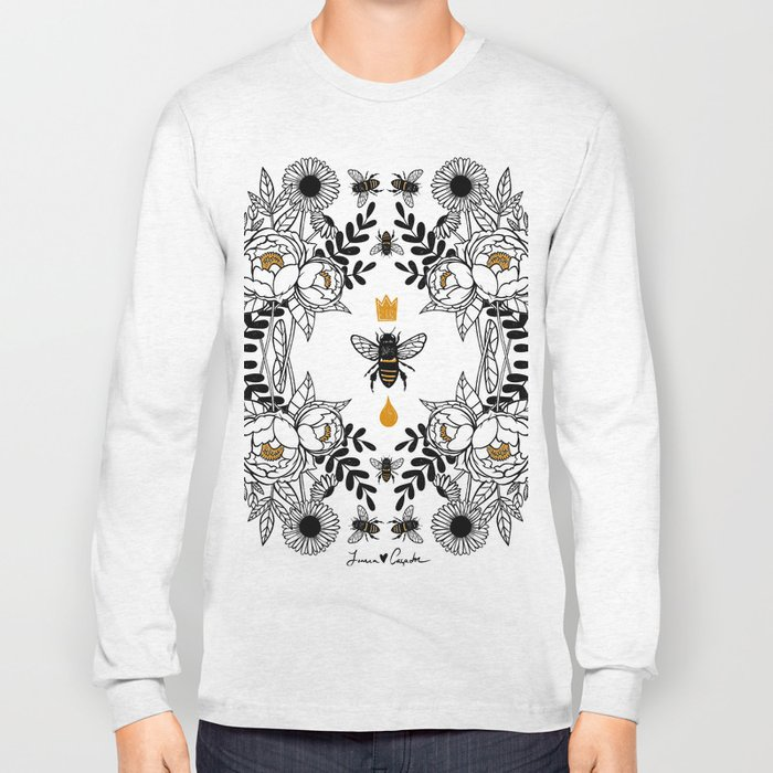 Queen Bee Long Sleeve T-shirt