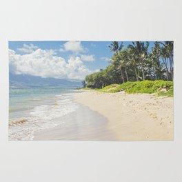 Kawililipoa Beach Kihei Maui Hawaii Rug