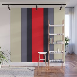 Classic Lines Wall Mural
