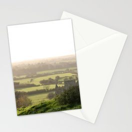 Green Meadow of Ireland Stationery Cards