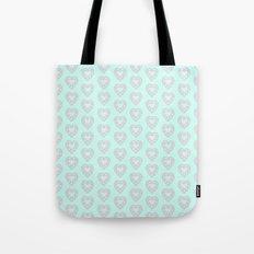 Happy Heart Gems Tote Bag