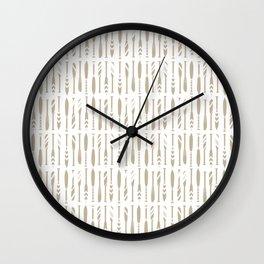 Yours OAR Mine Wall Clock